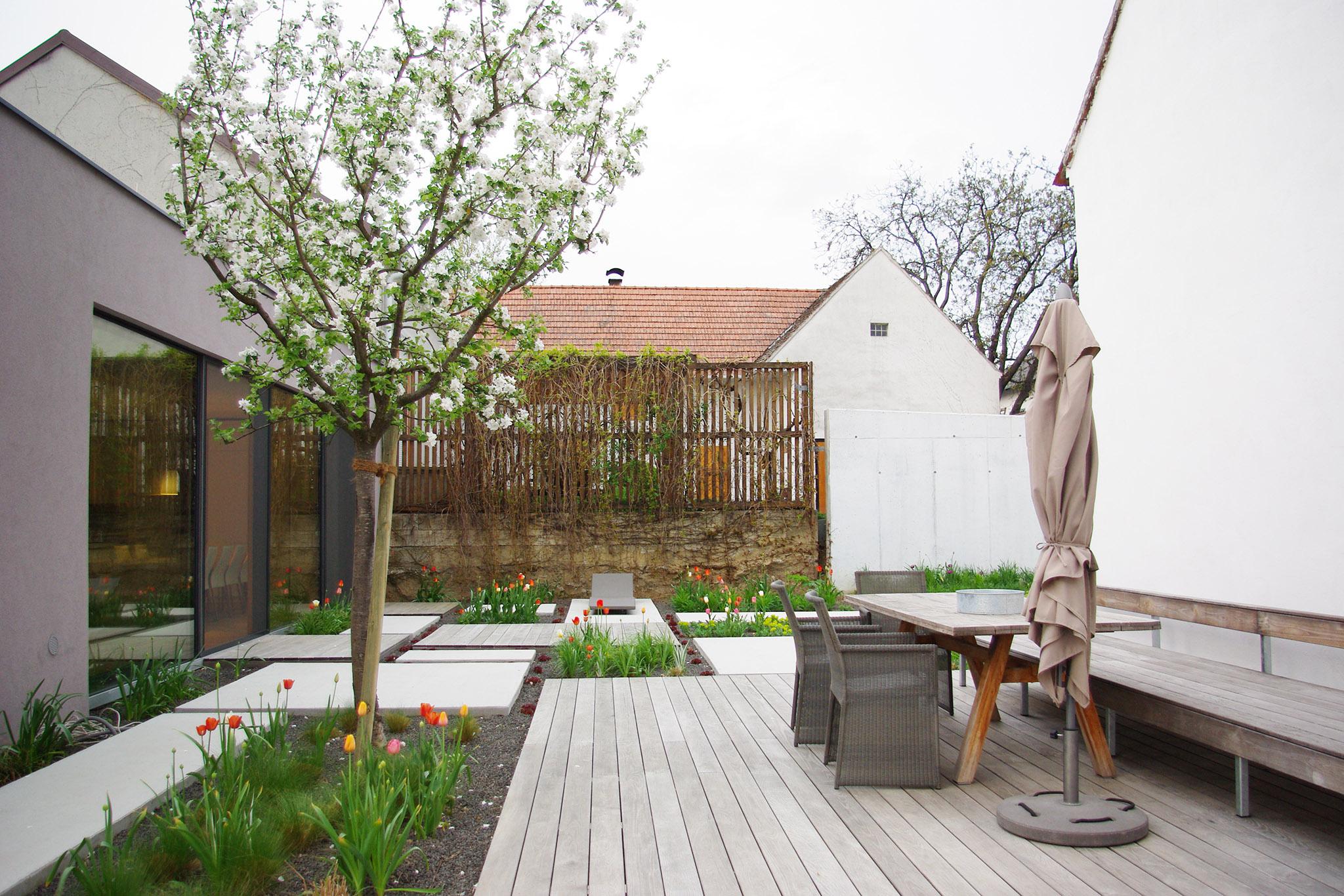 Patchwork Garten 30 Landschaftsarchitektur